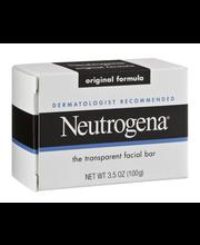 Neutrogena® Original Formula Facial Bar 3.5 Oz Box