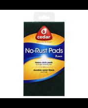 No-Rust Pads