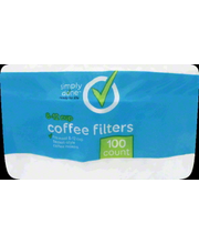 SIMPLY DONE COFFEE FILTERS 8-12C