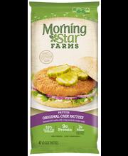 MorningStar Farms® Original Chik Patties® Veggie Patties 10 o...