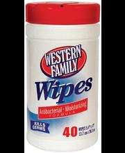 Wf Wipes Antibac Canist