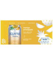Aquafina® Sparkling Mango Pineapple Water Beverage 8-12 fl. o...