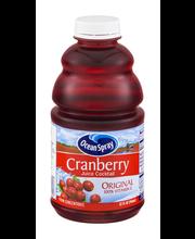 Ocean Spray Cranberry  Juice Cocktail 32 Fl Oz Plastic Bottle