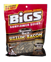 Bigs Sunflower Seeds Sizzlin' Bacon