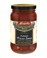 Mezzetta Napa Valley Bistro All Natural Authentic Pizza Sauce