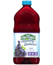 Old Orchard® Healthy Balance® Grape Juice Cocktail 64 fl. oz....