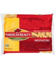 American Beauty® Mostaccioli 16 oz. Bag