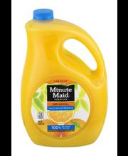 Minute Maid® Premium Original 100% Orange Juice Calcium & Vit...