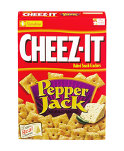 Cheez-It® Pepper Jack Baked Snack Crackers 12.4 oz. Box