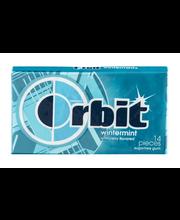 Wrigley's Orbit Wintermint Sugarfree Gum - 14 CT