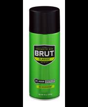 Brut® Classic Scent Deodorant 10 oz. Aerosol Can