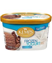 Kemps® Fat Free Chocolate Frozen Yogurt 1.5 qt. Tub
