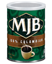 MJB 100% Colombian Coffee 11 Oz Canister