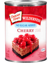 Duncan Hines® Wilderness® No Sugar Added Cherry Pie Filling &...