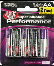 Wf Aa Alk Battery