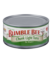 Bumble Bee® Premium Chunk Light Tuna in Water 12 oz. Can