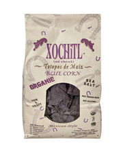 Xochitl Mexican Style Organic Blue Stone-Ground Corn Chips