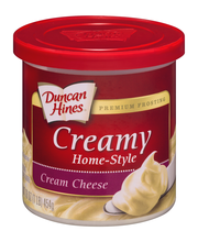 Duncan Hines Cream Cheese Creamy Home-Style Frosting 16 Oz Ca...