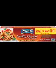 Ronzoni® Healthy Harvest® 100% Whole Grain Thin Spaghetti 16 ...