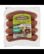Johnsonville Apple Chicken Sausage 12oz sleeve  (101181)