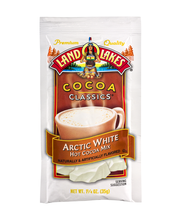 Land O'Lakes Cocoa Classics Hot Cocoa Mix Pack Arctic White
