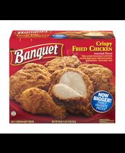 Banquet® Crispy Fried Chicken Assorted Pieces 29 oz. Box