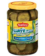 Nalley® Sugar-Free Bread & Butter Cucumber Chip Pickles 24 fl...
