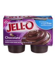 Pudding & Jello