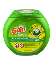 Gain® Flings!™ Original Scent with Oxi Boost™ and Febreze Fre...