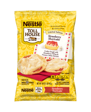 Nestle TOLL HOUSE Strawberry Shortcake Cookie Dough 16 oz. Bar