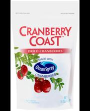 Cranberry Coast™ Dried Cranberries 5 oz. Bag
