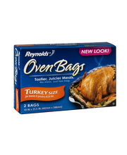 Reynolds Kitchens™ Turkey Size Oven Bags 2 ct Box