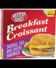 Wf Saus.egg.chs Crsnt 4Ct
