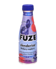Fuze Slenderize Blueberry Raspberry Flavored Beverage