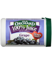 Old Orchard® 100% Juice Grape Frozen Concentrate 12 fl. oz. Can