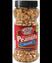Wf Dry Roasted Unsalt Peanuts