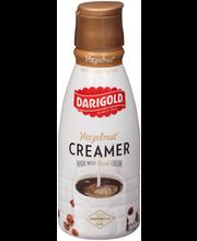 Darigold® Hazelnut Creamer 1 qt. Bottle