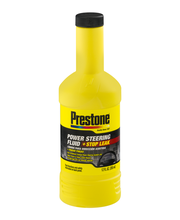 Prestone® Power Steering Fluid + Stop Leak AS-262Y 12 fl. oz....