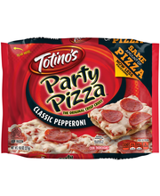 Totino's™ Classic Pepperoni Party Pizza 9.8 oz. Pouch