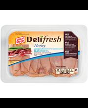 Oscar Mayer Deli Fresh Honey Ham 9 oz. Tub
