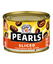 Pearls® Sliced California Ripe Olives 2.25 oz. Can