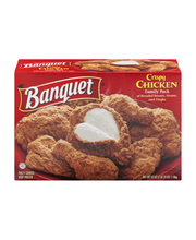 Banquet® Family Pack Crispy Chicken 42 oz. Box