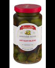 Mezzetta Appetizer Olives Artisan Blend
