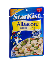 StarKist® Albacore White Tuna in Water 2.6 oz. Pouch