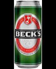 Beck's® Beer 16 fl. oz. Can