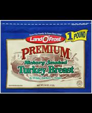 Land O'Frost® Premium® Hickory Smoked White Turkey Breast Lea...