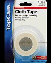 TOPCARE CLOTH TAPE 1X10YD