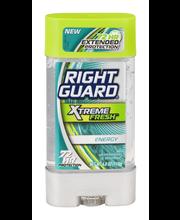 Right Guard® Xtreme Fresh® Energy Gel Antiperspirant 4 oz. Stick