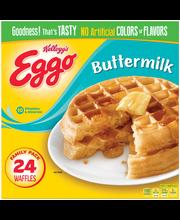 Kellogg's® Eggo® Buttermilk Waffles 24 ct Box