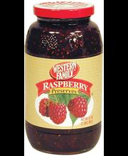 Wf Raspberry Preserves